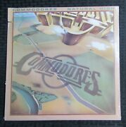 1978 Commodores - Natural High Lp Motown – M7-902r1 Sealed Lionel Richie