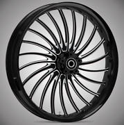 Volt Starkline 19 X 3.0andrdquo Front And Rear Wheels - 2014-up Harley Touring Bagger