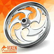 18 X 5.5 Swift Wheel Front / Rear Tire - Chrome - 2000-2020 Harley Touring