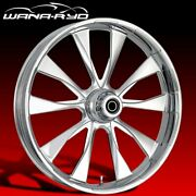 Ryd Wheels Diode Chrome 30 Front Wheel Only 00-07 Bagger Dio304fw07bag
