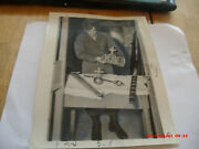 Amazing Orig Ww 2 Photo.treasures Looted By German Army Holy Roman Empire Crown