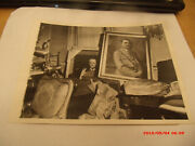 Amazing Orig Ww2 1945 Photo.captured German Articles Stored At Embassy In Us