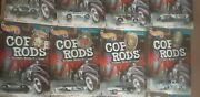 1999 Hot Wheels Cop Rods Lot X23 Cars Chevelle,chevrolet, Gto