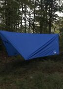 12and039 Blue Wolfpen Outdoors Hammock Tarp And Rainfly