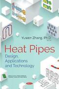 Heat Pipes Design Applications And Technology English Hardcover Book Free Sh