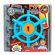 Ryanandrsquos World Mystery Spy Vault 10 Surprises Inside Ages 3 Free Shipping New