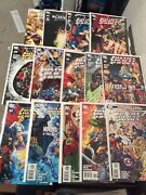 Justice Society Of America 2007 Complete 23 24 25 Black Adam Lot Of 14 Of 1-54