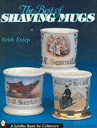 Best Of Shaving Mugs, Hardcover By Estep, Keith, Like New Used, Free Shipping...