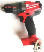 New Milwaukee Fuel 2803-20 18v 1/2 Cordless Brushless Drill M18 Tool Only