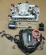 Holley 81003001 Multi-point Fuel Injection W/distributor, Coil, Wiring,computer