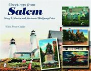 Greetings From Salem, Massachusetts, Paperback By Martin, Mary Wolfgang-pric...
