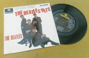The Beatles Hit's Superb Nmint Uk Rare Special Order Only Ep With Gram Rims