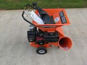 Tomahawk Wood Chipper Briggs And Stratton 10hp Brand New