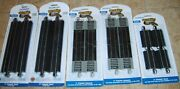 5 Bachmann Ez Track Ho Scale 9 Lot 44411 2 Straight Rerailer 2 And 3 New