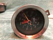 1968 1969 1970 Amc Amx Javelin Rally Dash Clock 68 69 70 Big Bad Go Pak Sst