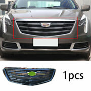 Fit For 2018-2020 Cadillac Xts Abs Black Front Center Grille Grill Cover Trim 1x
