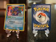 Squirtle X1 Ex Crystal Guardians Reverse Foil 64/100 Pokemon Stamped