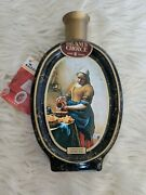 """Beam's Choice Collectible Bottle """"a Maidservant Pouring Milk"""" Empty"""