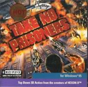 Take No Prisoners Pc Cd Nuclear Warhead Radio Active Fallout Action Shooter Game