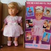 Sale  Michelle 15 Talking Doll In Pink As Featured On Full House 1990 Mib