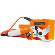 45mm Electric Pruning Shears Cordless Garden Tree Nursery Grafting Trimmer