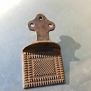 Great Antique Cast Iron Tractor Pedal
