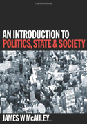 James Mcauley-an Introduction To Politics State And Socie Uk Import Bookh New