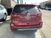 Trunk/hatch/tailgate Manual Liftgate Fits 17 Rogue Red 906217