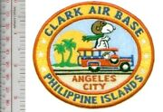 Us Air Force Usaf Philippines Clark Air Base Angeles City Pampanga Philippines