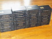 Agatha Christie Mystery Collection Lot Of 50 Bantam Leatherette Books