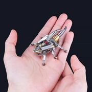 Diy Metal Puzzle Model Kit 3d Assembly Jigsaw Crafts Model Building Kits For Kid