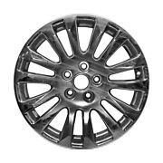 Reconditioned 18 Alloy Wheel Fits 2010-2014 Cadillac Cts 560-4681