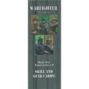 Warfighter Multi-era Expansion 2 - Skill And Gear Cards