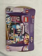 Lego Friends 41004 - Rehearsal Stage Retired Set Empty Box Only