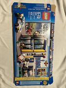 Lego Town Police 3661 Bank And Money Transfer - Empty Box Only