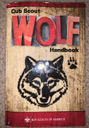 Cub Scout Wolf Handbook - Good Condition Fast Shipping