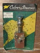Culver Stearns M853 3 Position Switch Push-pull Navigation Lights Free Sandh
