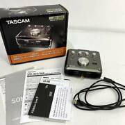 Tascam Us-366 4-in/6-out Or 6-in/4-out Usb Audio Interface With Box Used F/s