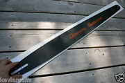 New Cannon Superbar 41 Inch Chainsaw Bar 404 Pitch .063 Gauge Large Saws 42 Inch