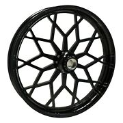 Harley Davidson Road Glide Prodigy Replica 21 Inch Front Wheel And Tire