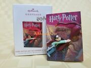 Hallmark 2019 Harry Potter And The Chamber Of Secrets Book Christmas Ornament Yl