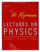 The Feynman Lectures On Physics [3 Volume Set]
