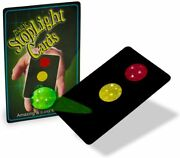 Magic Makers Stop Light Card Trick Easy For All Skill Levels