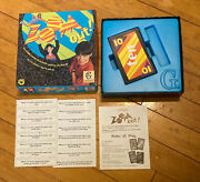 Zoom Out Card Game - Gamewright - 1999 - Great Condition