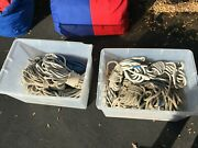 Sheets Halyards Lines Hardware For 37and039 Sailboat - 399
