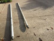 Forespar Spinnaker Pole 16 Foot 3.5 Diameter With End For End Bridles. 999