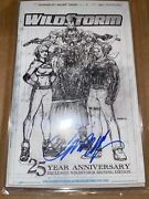 Wildstorm 25th Anniversary Signed Edition