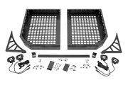 Rough Country Rear Cargo Rack W/led Lights For 19-20 Ranger 1000xp - 93057