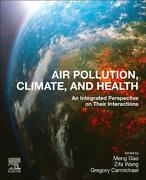 Air Pollution Climate And Health English Paperback Book Free Shipping