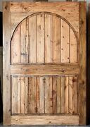 58 X 86 W/ Hanging Rail System Rustic Vintage Reclaimed Lumber Solid Doug Fir